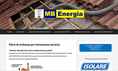 MBenergia isolamento termico