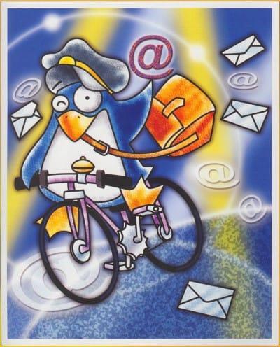 mail server SRmail Oltrelinux